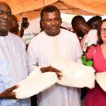 JMP 2019 Lancement de la campagne synchronisée de distribution de moustiquaires imprégnées par le Sénégal et la Gambie
