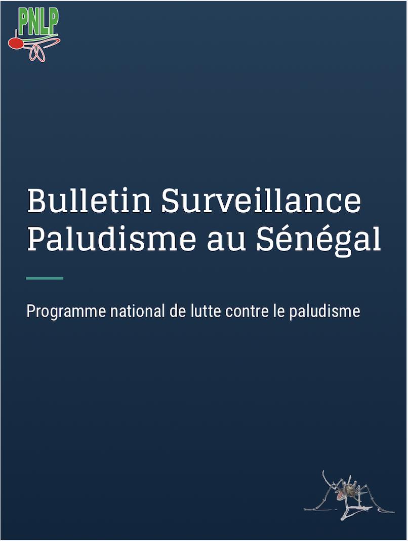 Bulletin surveillance paludisme