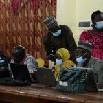 Revue semestrielle des activités communautaires avec  les districts sanitaires et régions de pré élimination du paludisme